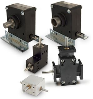 SDP/SI — Right Angle Gear Drives