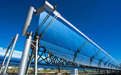Concentrated solar power as a new field of business
