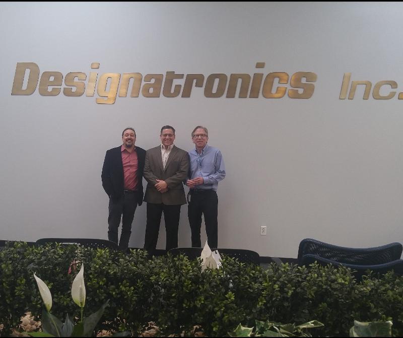 Designatronics is on the Move!!!! 3/1/2017