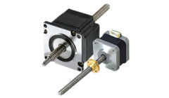 Hybrid Linear Stepper Motors