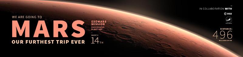Nicomatic Mars expedition