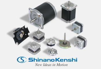 Shinano Kenshi Stepper Motors in Massachusetts